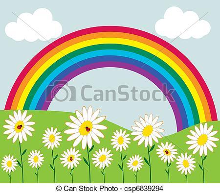Rainbow csp6839294 EPS Rainbow rainbow