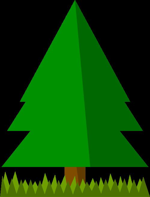 Tree Clip Art Free Domain