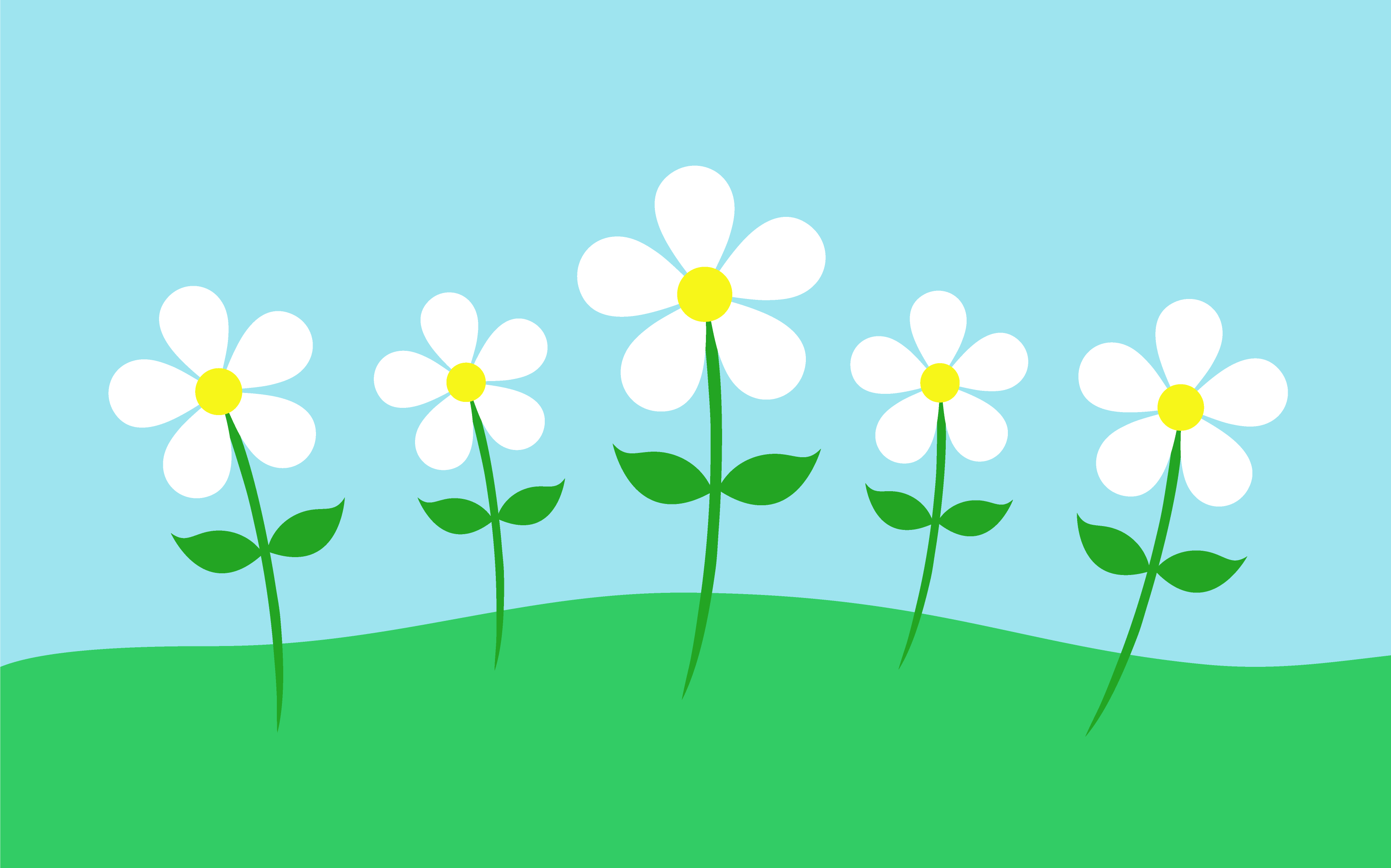 Nature clipart spring flower #11