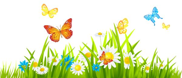 Nature clipart spring flower #10