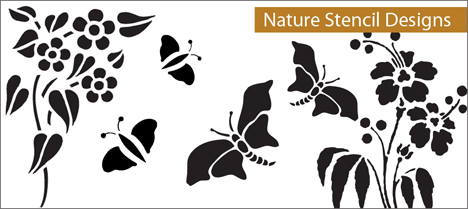 Nature clipart stencil Collection: Week's Win Nature This