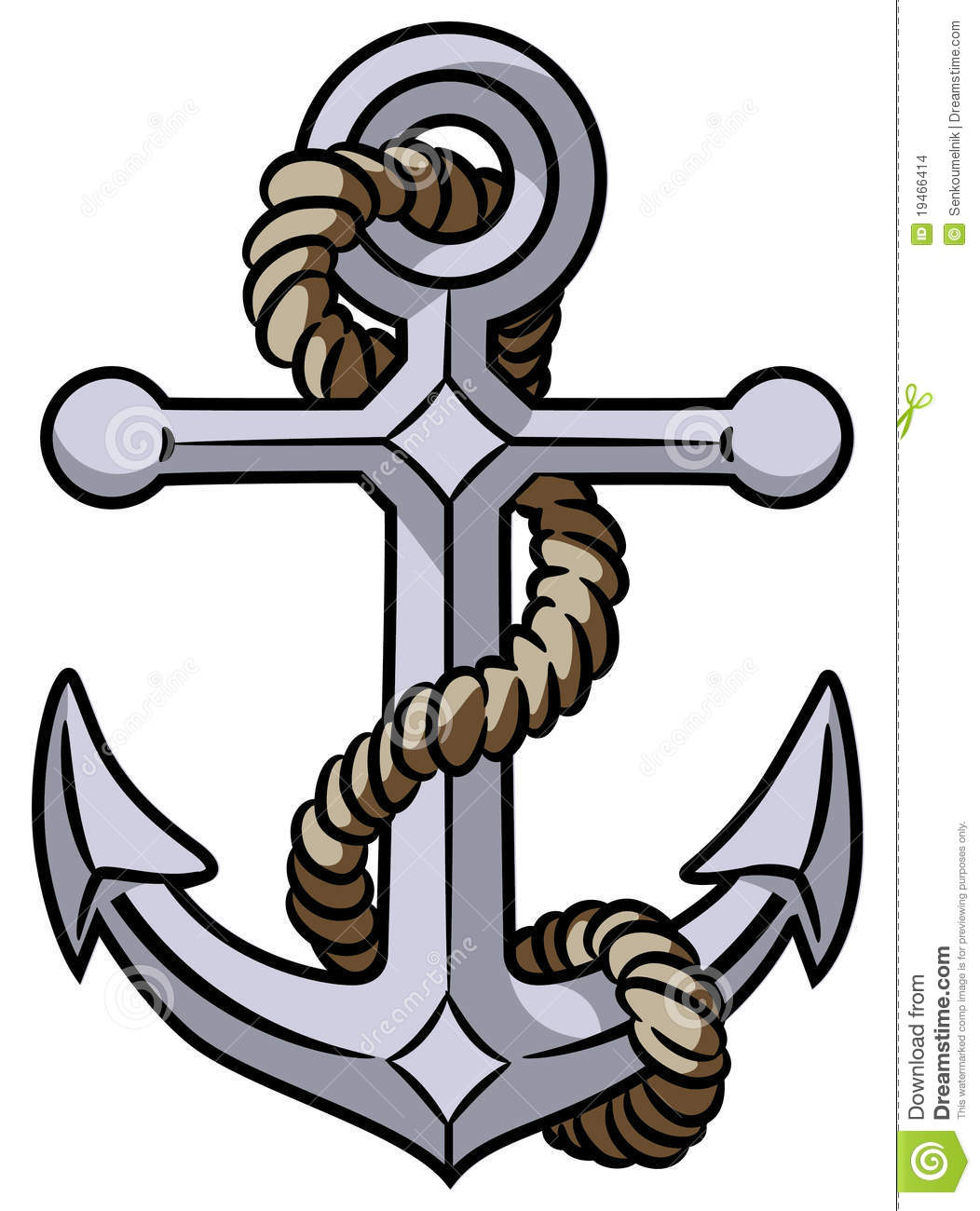 Navy clipart anchor rope #10