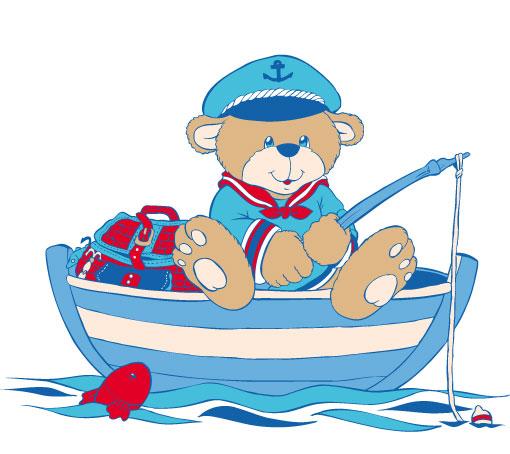 Sailor clipart teddy bear Clip Clip Teddy baylor Bear