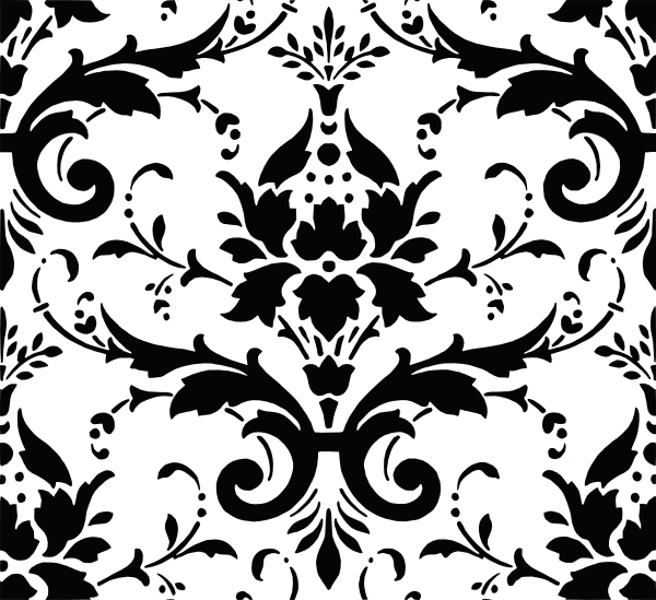 Navy clipart damask #9
