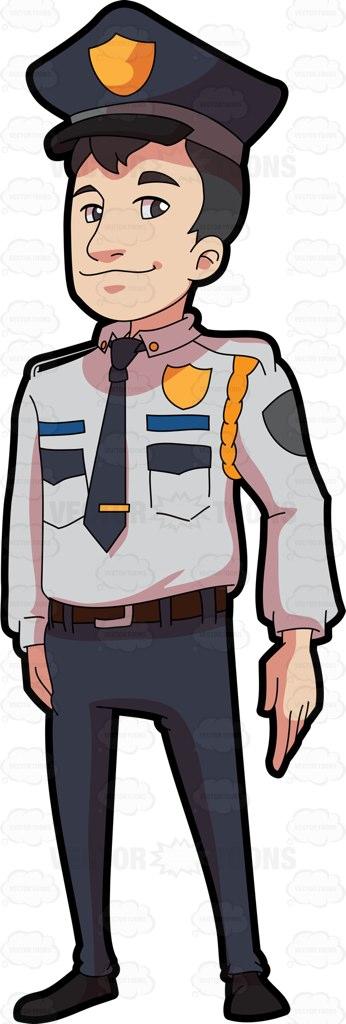 Navy clipart school guard #6