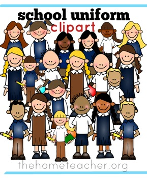 Uniform clipart teacher's Uniforms School Navy and Learners
