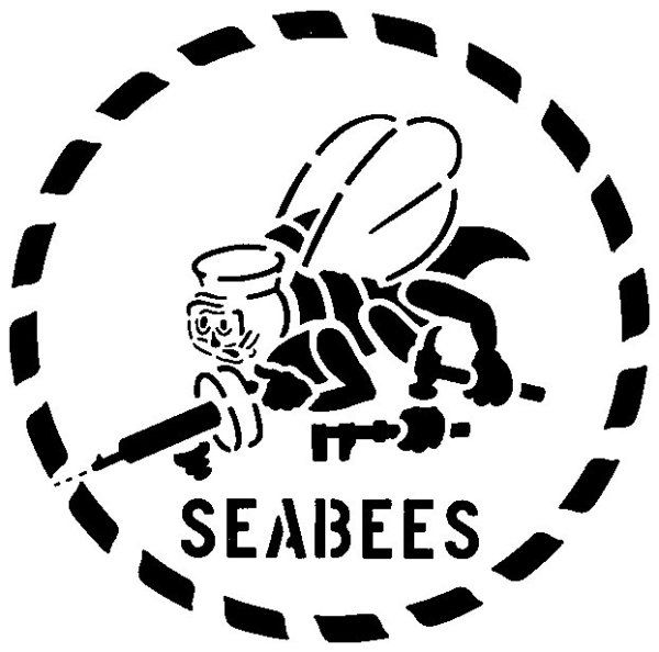 Navy clipart seabee #6