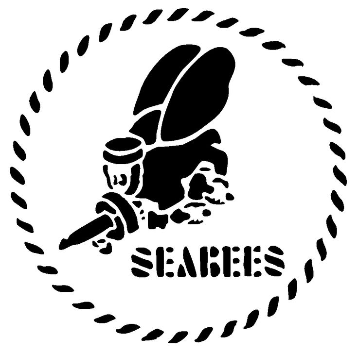 Navy clipart seabee #4