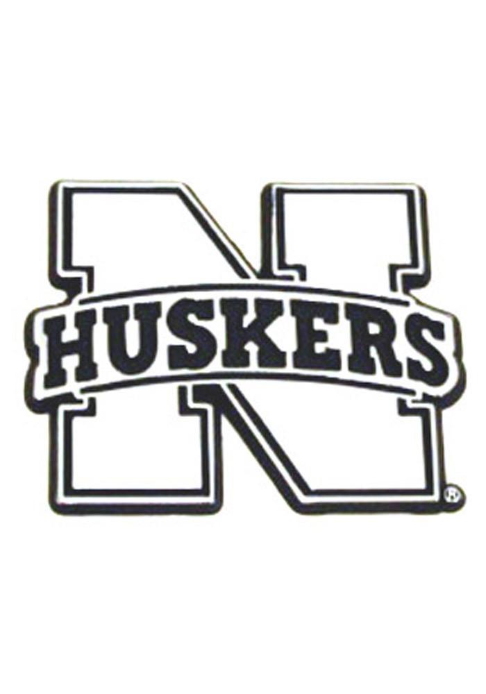 Emblem nebraska 8032241 Car Accessory