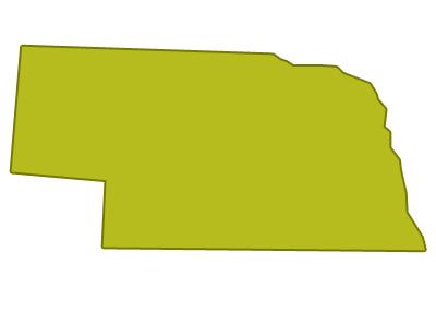 Nebraska clipart Nebraska Outline #2