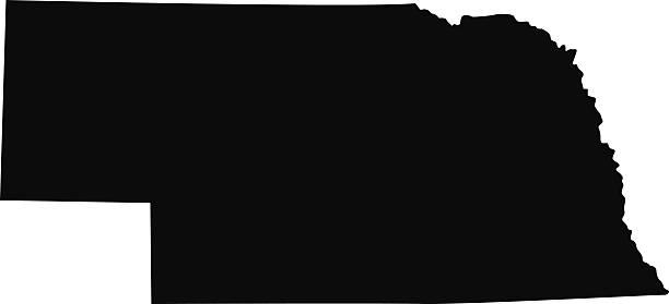Nebraska clipart Nebraska Outline #7