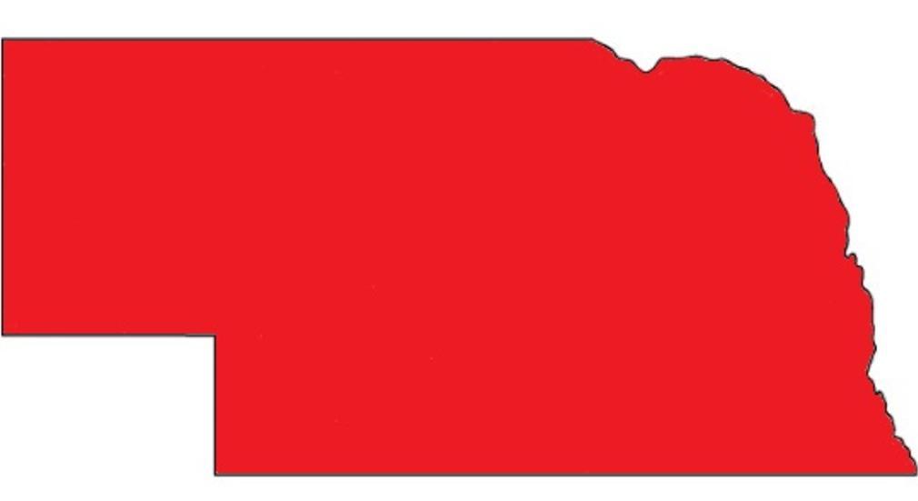 Nebraska clipart Nebraska State #7