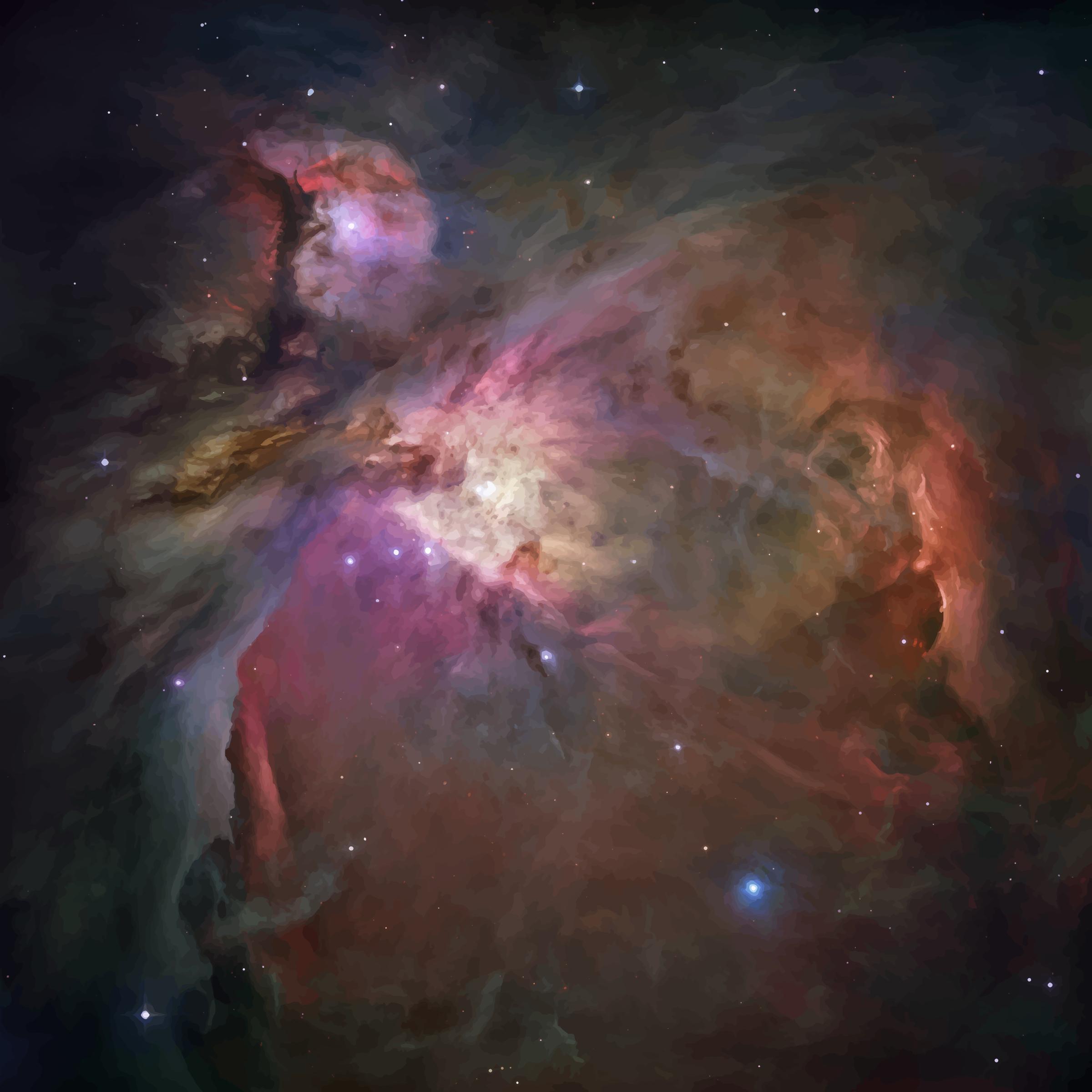 Nebula clipart Nebula Orion Clipart Orion Nebula