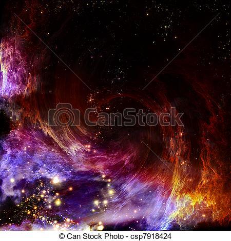 Nebula clipart star birth A new birth a stars