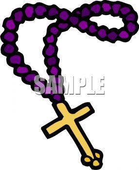 Necklace clipart cartoon Clip Cross Art collection Cross