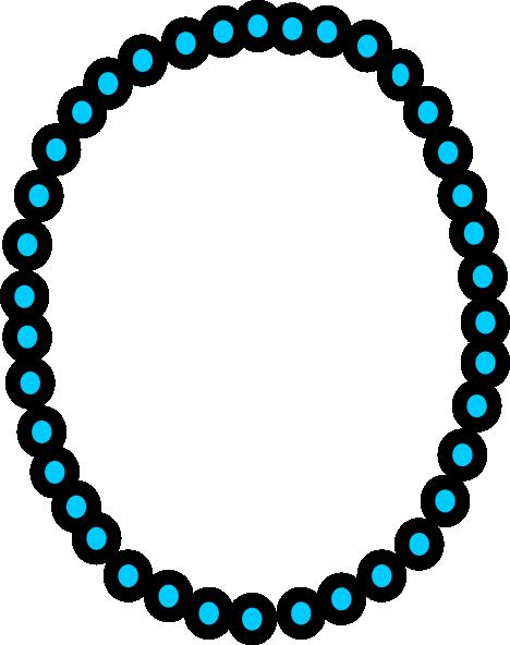 Necklace clipart cartoon Vector online image art Necklace