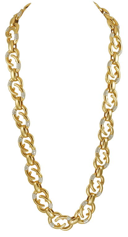 Necklace clipart gangster #3