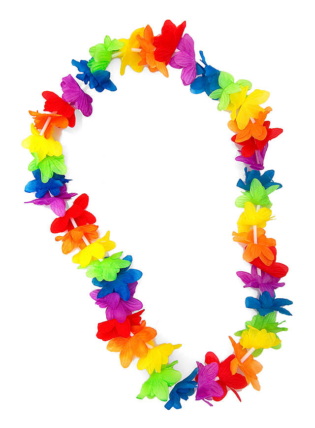 Necklace clipart hawaii #7