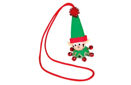 Necklace clipart jingle bell Jingle Crafts Moore Necklace Bell