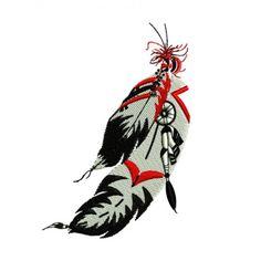 Western Design American $17 Feather