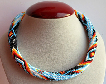 Bright cords American jewelry Necklace