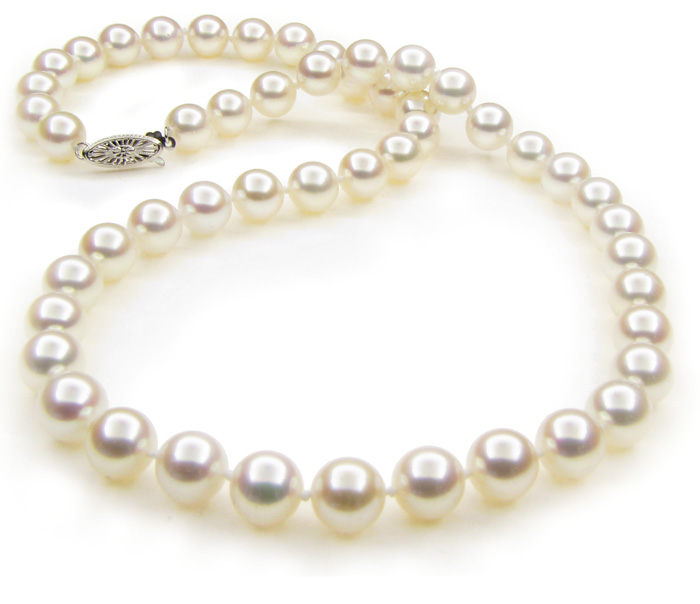 Necklace clipart pearl strand #8