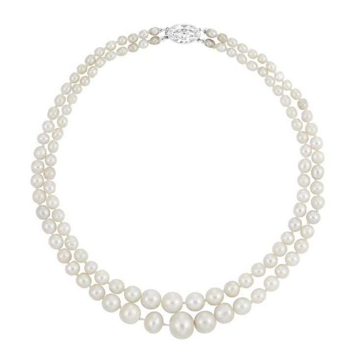 Necklace clipart pearl strand #4