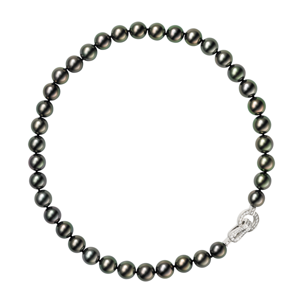 Necklace clipart pearl strand #14