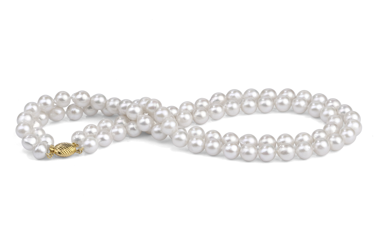 Necklace clipart pearl strand #5
