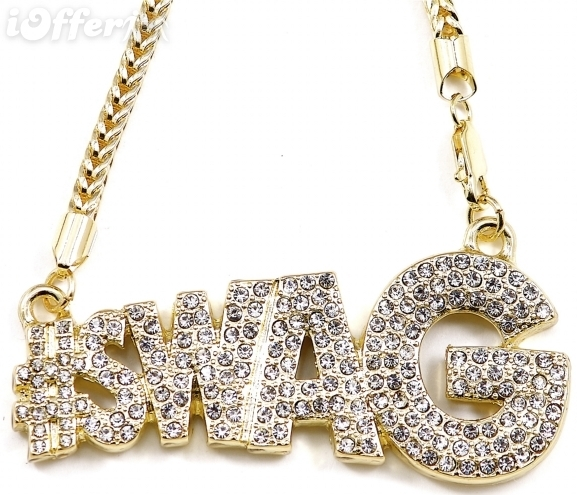 Necklace clipart swag Out Gold Iced Gold Piece