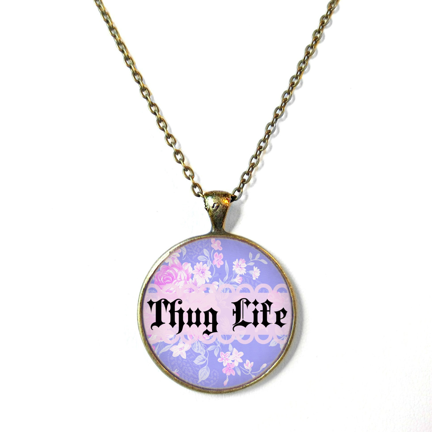 Necklace clipart thug #13