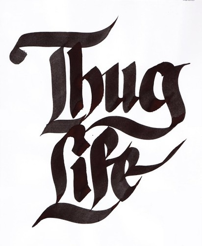 Necklace clipart thug life #14