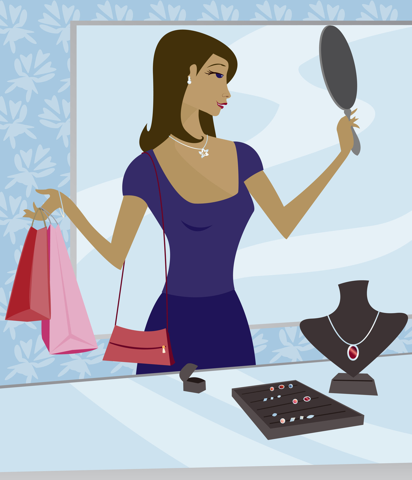 Necklace clipart woman jewellery #5