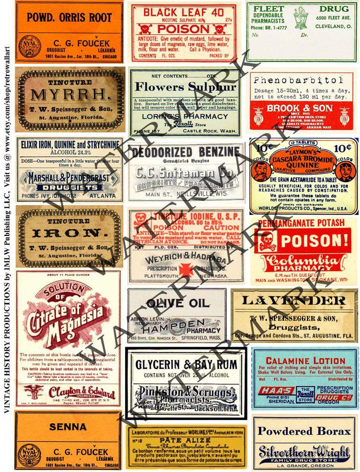 Needless clipart antidote 24 Vintage Find Pinterest Clip