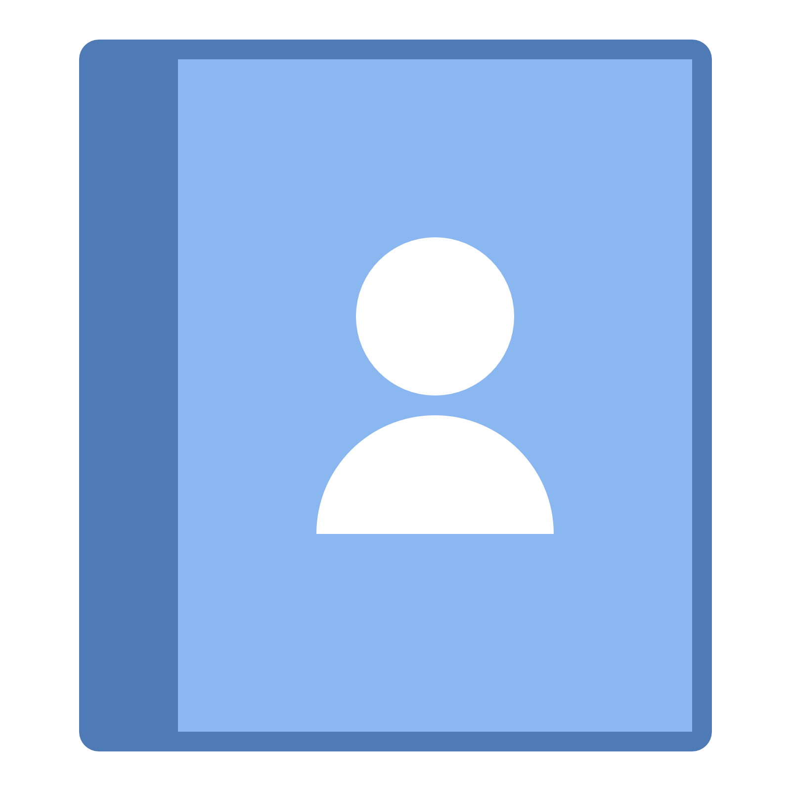 Needless clipart icon Contacts Icon Contacts Free Download