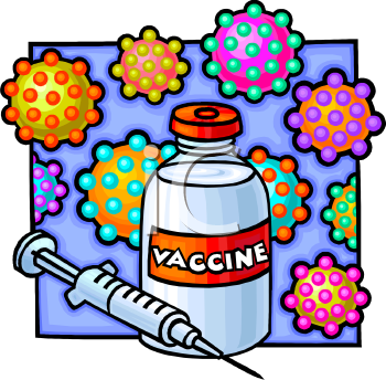 Needless clipart pain relief Flu Get Clip Vaccination Art