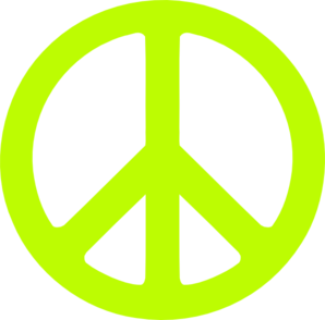 Peace Sign clipart neon Panda neon%20clipart Free 20clipart Clipart