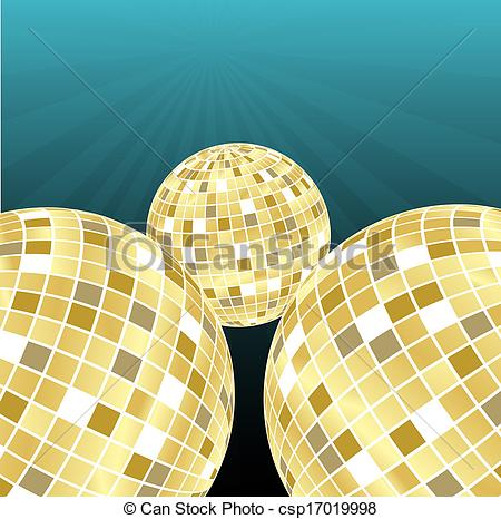 Neon clipart disco ball Background poster neon ball background