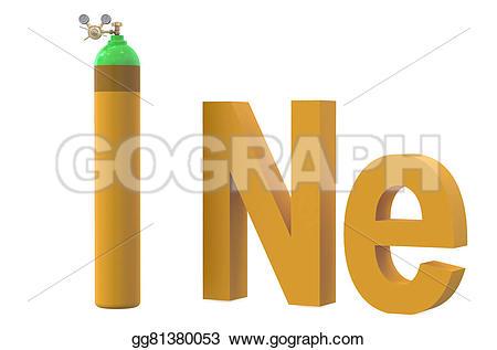 Neon clipart gas Regulator neon pressure with gg81380053
