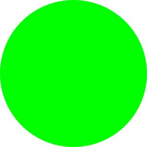 Neon clipart lime green #9