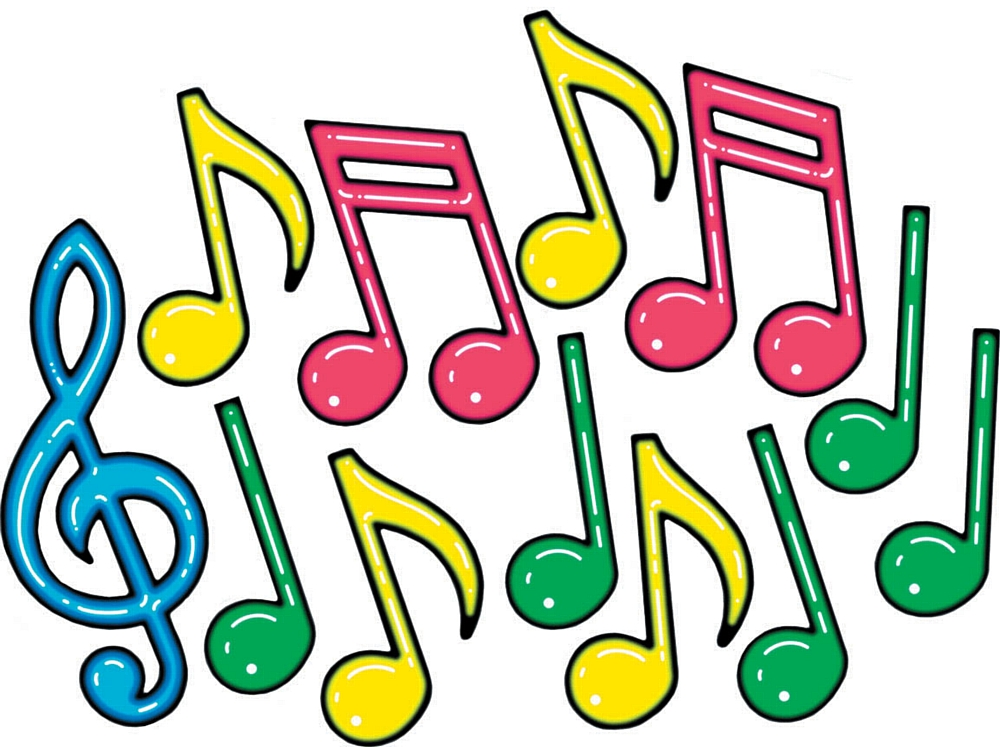 Neon clipart music note Art Music Musical Clip of