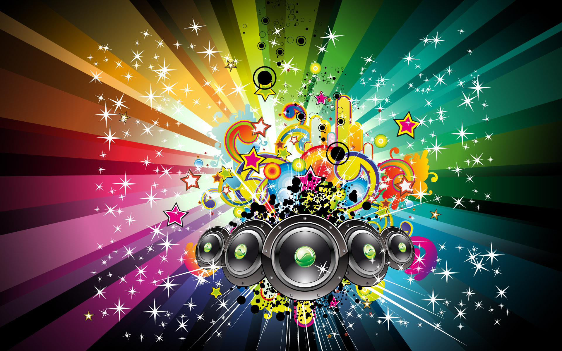Neon clipart music note Wallpapers com 1920x1200 Music Single