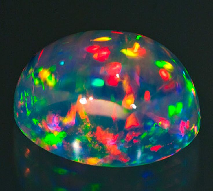 Neon clipart small colored gem stone shape #8