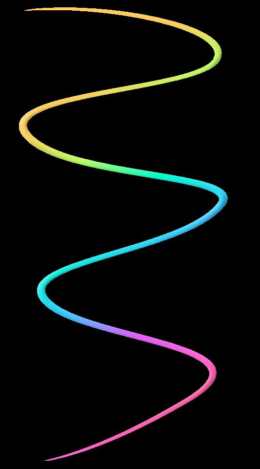 To Swirls Neon up Dingbats