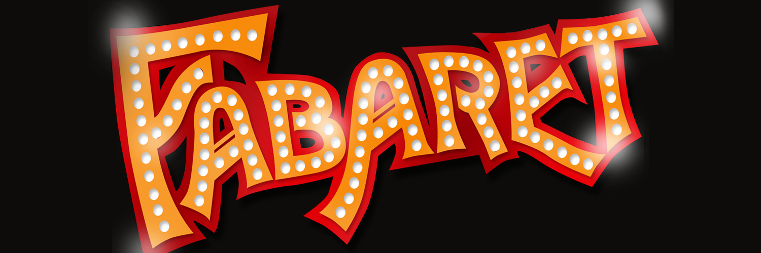 Neon Sign clipart broadway theatre LIFE FABARET THEATRE Title IN