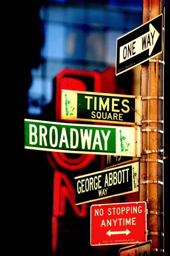 Neon Sign clipart broadway theatre Bonnes U : ideas NYC