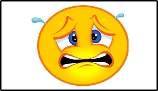 Nerves clipart nervous face Cliparts Co Nervous Face Nervous