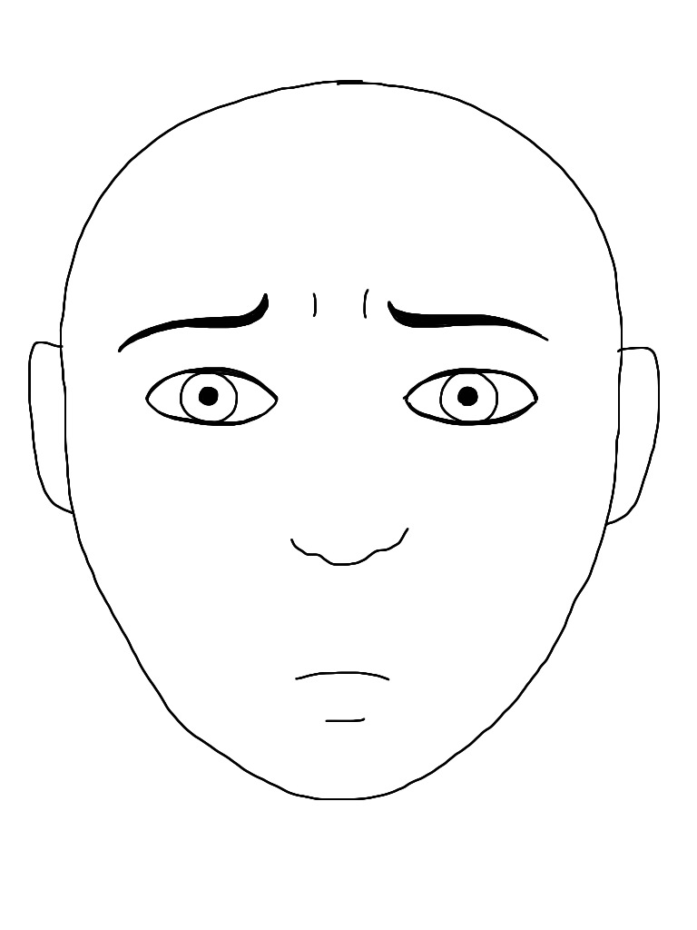 Nerves clipart nervous face Clip Wikimedia on Commons File:Nervous