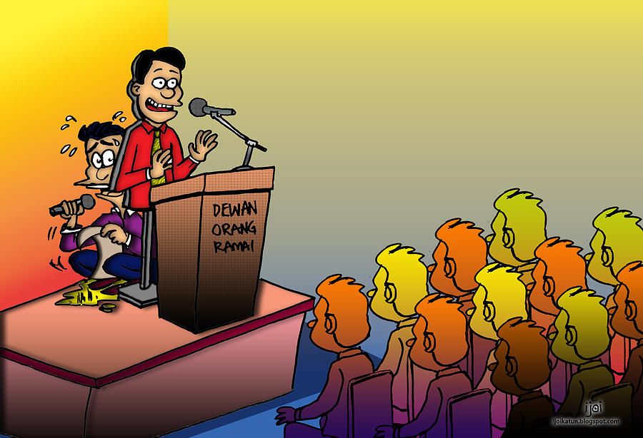 Fear clipart nervous speech 5 Public VanCore of Speaking: