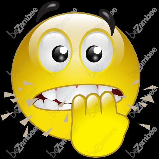 Smiley clipart nervous Nervous ideas and nervous Smileys